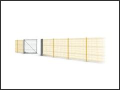 ogrodzenia panelowe-wisniowski